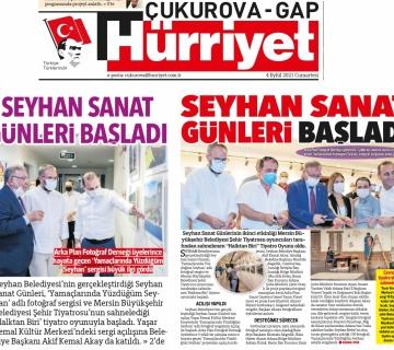 Hürriyet Gazetesi...